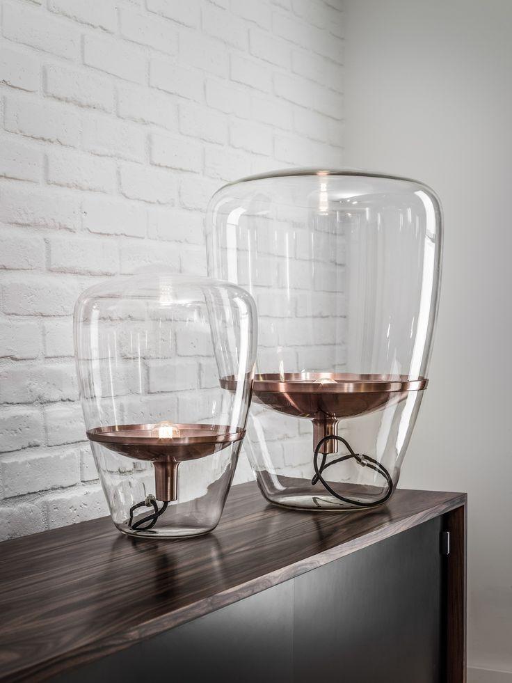 Brokis lighting - Copper Balloons Lamps by Brokis - Modern Designer Lighting. Designer Lucie Koldova a Dan Yeffet.