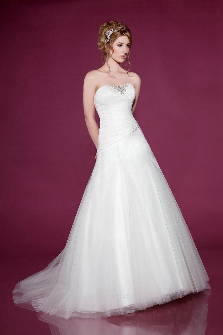 34 besten Hochzeitskleid Bilder auf Pinterest | Hochzeiten ...