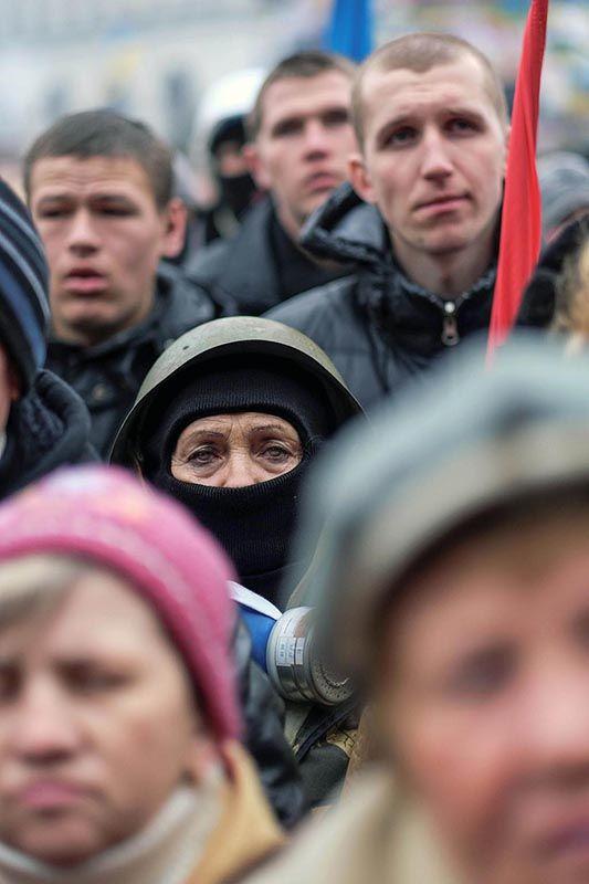 Kiev's fatigue - Eric Bouvet