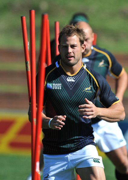 Francois Hougaard Photos - South Africa v Namibia - IRB RWC 2011 Match 22 - Zimbio