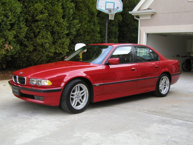 BMW 740i Sport. One of my all time faves.