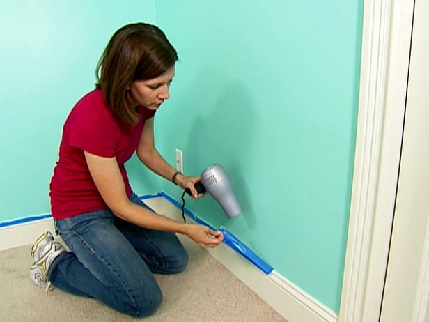 How to Paint Walls Correctly : How-To : DIY Network