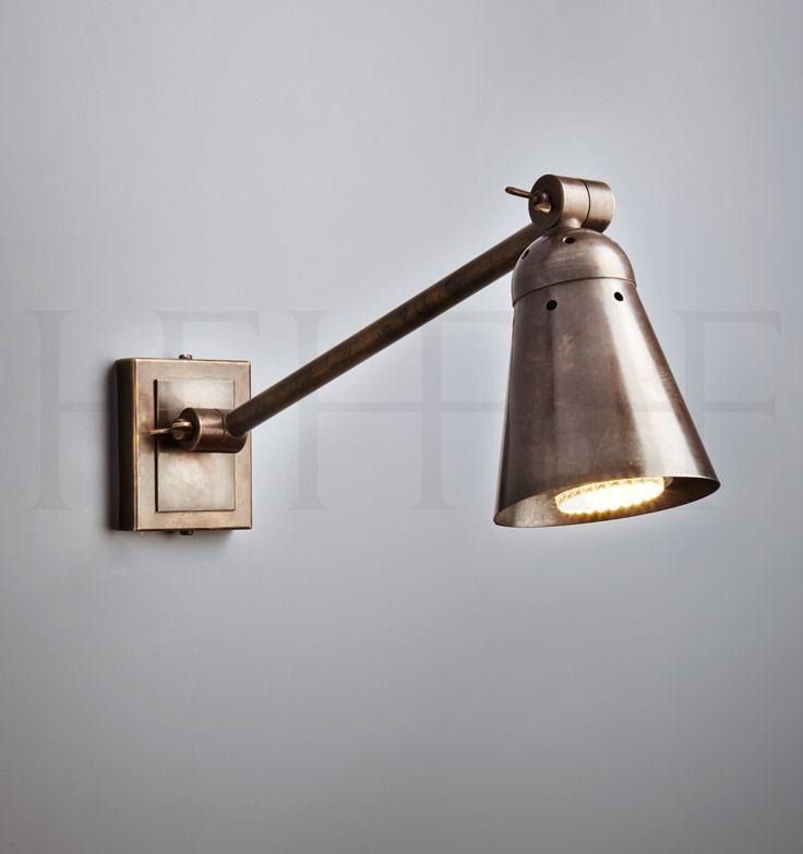 Hector finch diderot wall light short