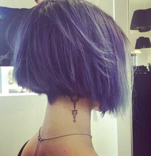 Image result for short blunt choppy hairstyles