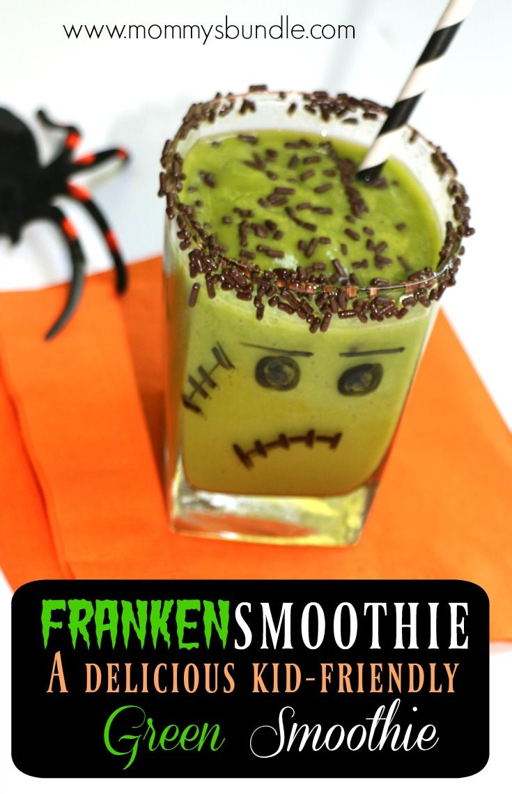 DELICIOUS kid-friendly Halloween treat and smoothie recipe even your ...