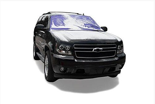 Frost Prevention Windshield Cover Purple Delk Products, Inc. 15291-Purple
