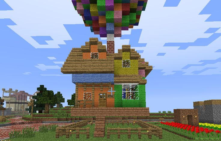 Minecraft House From Up Whatever Pinterest Minecraft Stuff