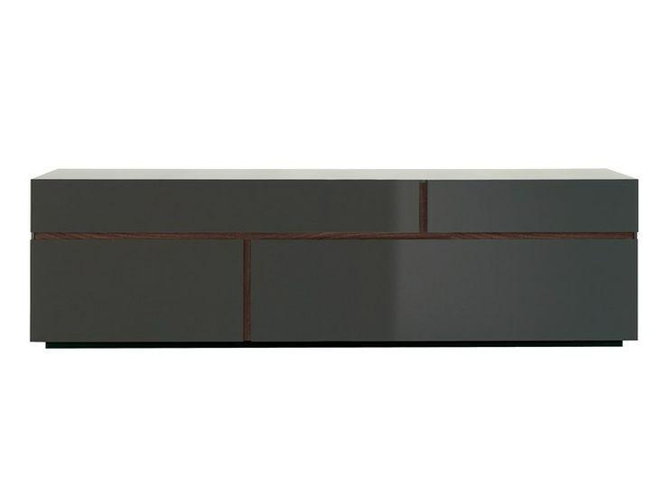POLIFORM Lackiertes Sideboard aus Holz mit Schubladen FREE Kollektion ...