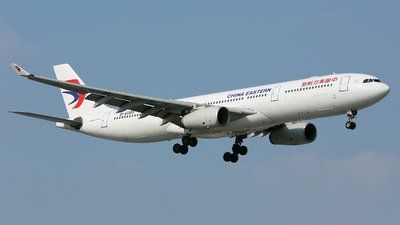 Photo of B-6085 - Airbus A330-343 - China Eastern Airlines