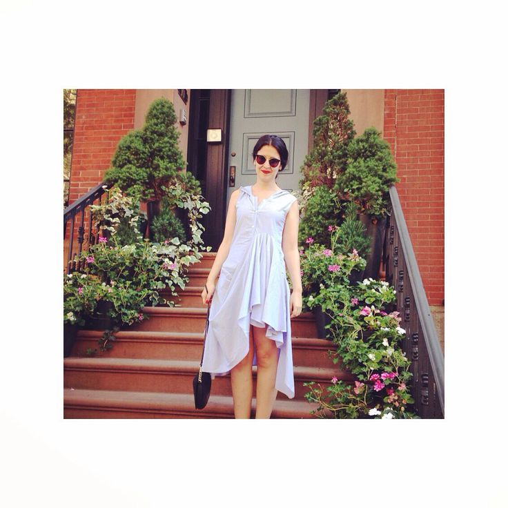 Dress by colombian designer Laura Laurens. #nyc #summer #Colombia #moda #fashion