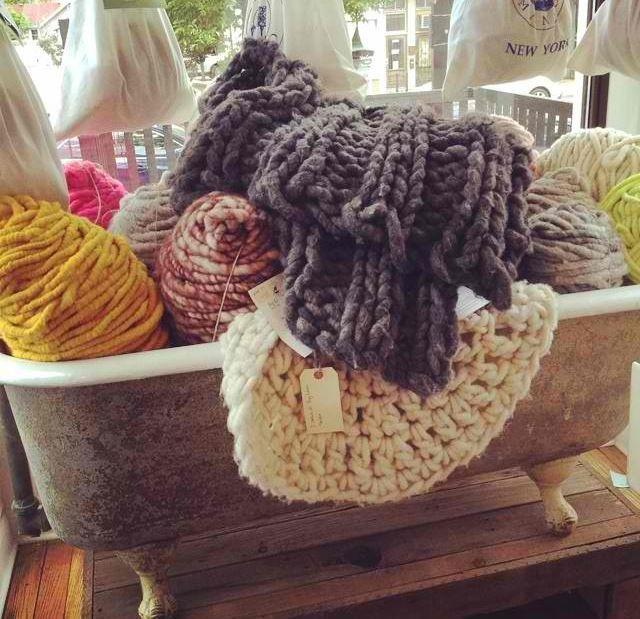 Knitting Room Calgary : Loopy mango big loop yarn is available at stash needle art
