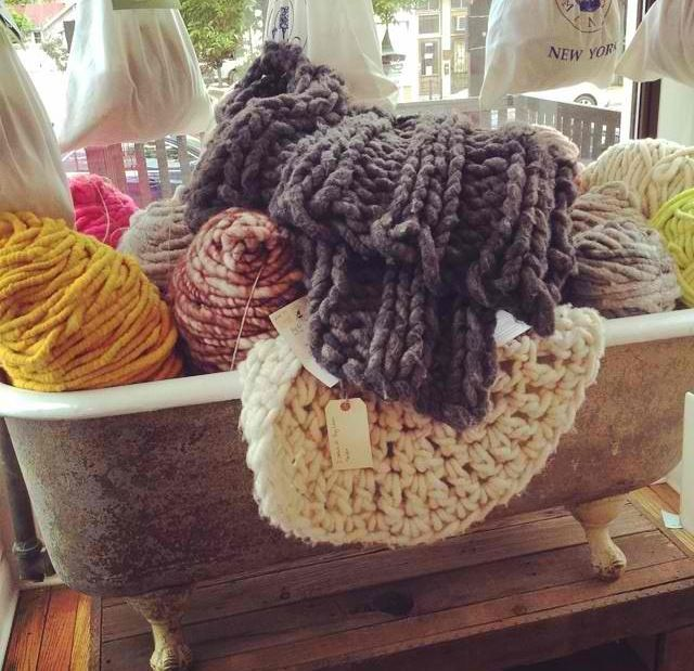 Knitting Room Calgary : Loopy mango big loop yarn is available at stash needle art