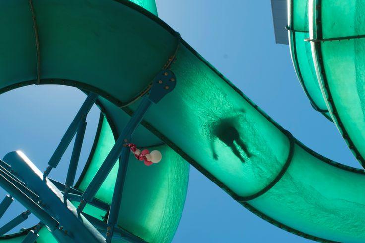Voor waterratten: De gaafste waterparken ter wereld