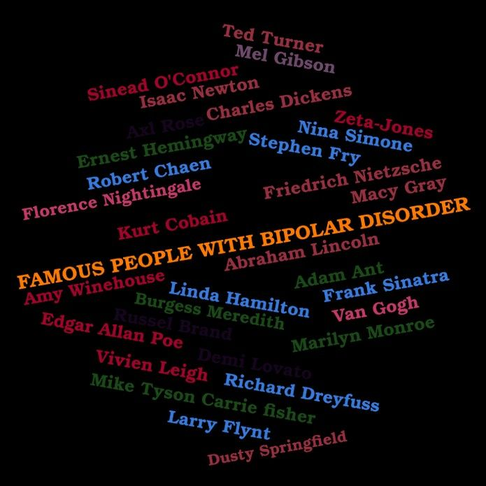 Stars with Bipolar Syndrome