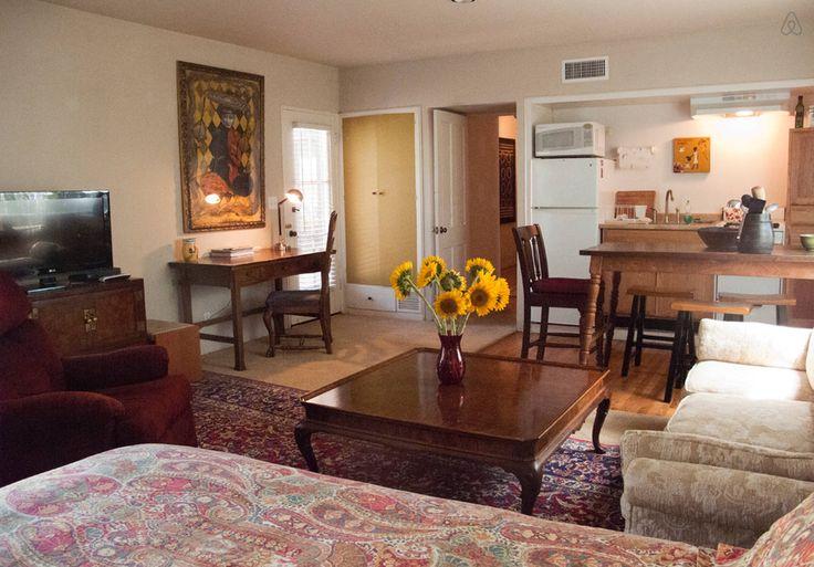 Hacienda Margarita Studio Apt - vacation rental in Santa Barbara, California. View more: #SantaBarbaraCaliforniaVacationRentals