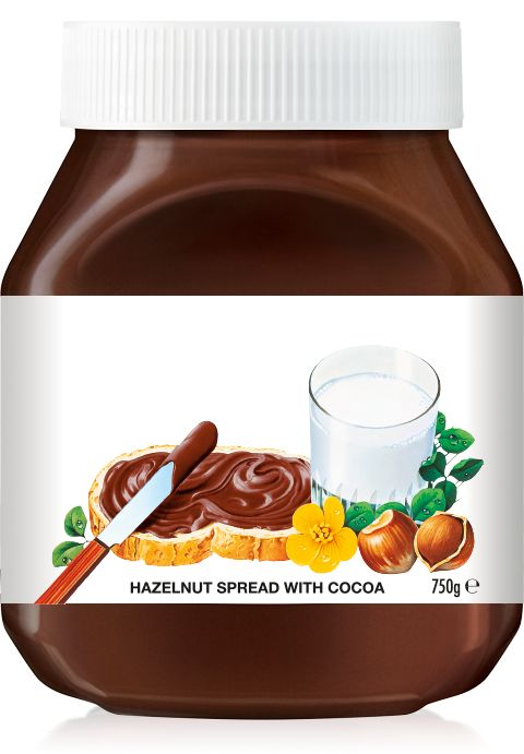 Nutella                                                                                                                                                                                 More