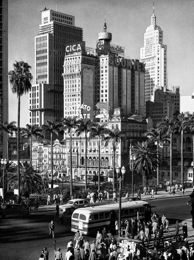 Brasil - São Paulo 1950