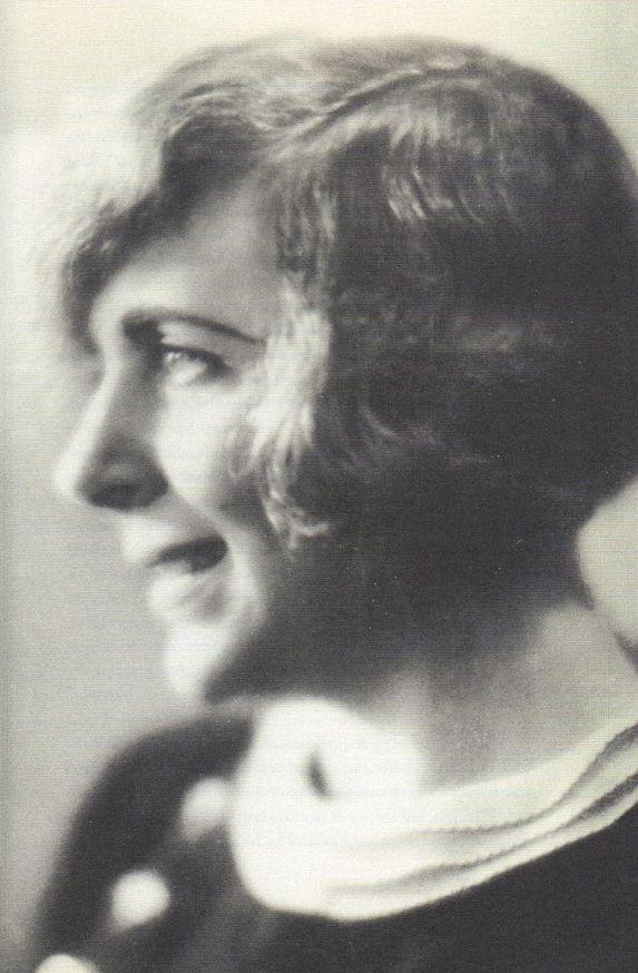 Vicki Baum v. Lotte Jacobi 1930. | Baum