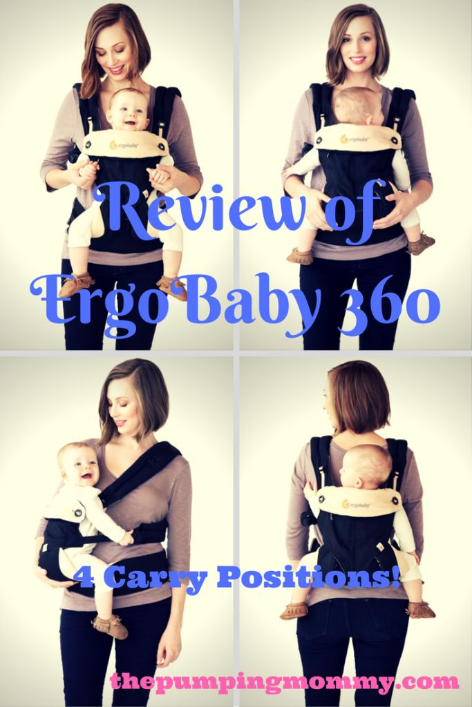 Ergo 360 Baby Carrier Review:  Find out why this carrier has the rest beat!
