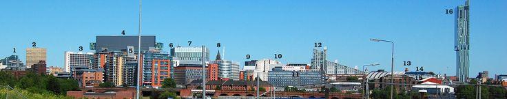 Manchester Skyline Photos - Page 130 - SkyscraperCity