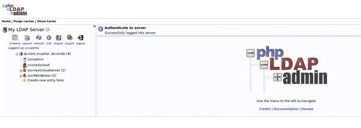 In diesem Howto erkläre wie ich selber auf meinem Server LDAP aufsetzt habe und dann einen LDAP User Account mit Nextcloud verknüpft habe.    Inhaltsverzeichnis:  Abhängigkeiten installieren  LDAP konfigurieren  LDAP einrichten  Nextcloud verbinden  Abhängigkeiten installieren  Zuerst müssen ein paar Abhängigkeiten installiert werden.  sudo apt-get update sudo apt-get install slapd ldap-utils    Dabei wird man aufgefordert ein Administrationspasswort zu vergessen. Das müssen wir uns dann…