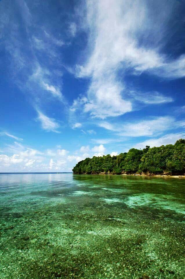Berau, Balikpapan, Kalimantan