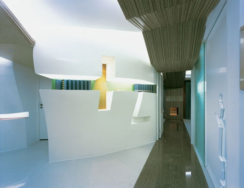 Ubicación: 6F, Hotel Lotte, Sinchun-dong, Songpa-gu, Seoul  Edificio Superficie: 123.48 ㎡  Equipo de diseño: Lee Se-young, Kang Monn-gwan (jay está trabajando)  Song: Diseño Jong-hyun, Lee Hyun-jin (jay está trabajando)  Acabados interiores: Suelo - Piedra artificial, madera contrachapada de abedul en resina epoxi, Piso de madera sólida, Wall Tile - pintura, estuco Antico, Wallpaper, Panel de cuero, techo - pintura VP, Abedul Madera contrachapada de uretano Paint Jay está funcionando