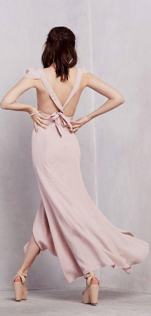 such a gorgeous bridesmaid dress @Reformation