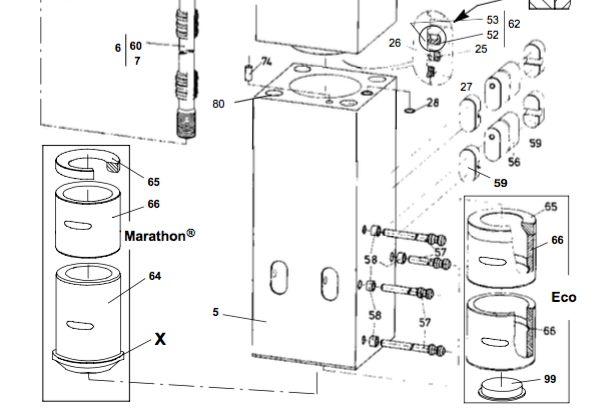 Spare Parts ATLAS COPCO Catalog Number 3360981927. Ask