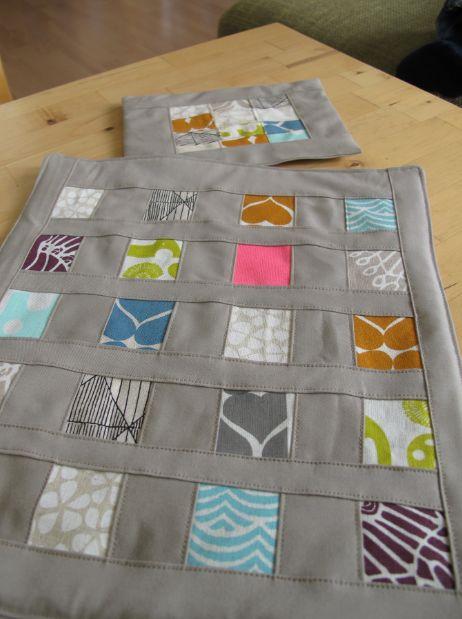 Verflixxt und zugenäht: Umbrella Prints Trimmings competition 2013
