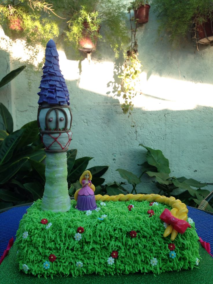 Torta de Enredados para mi Memito II