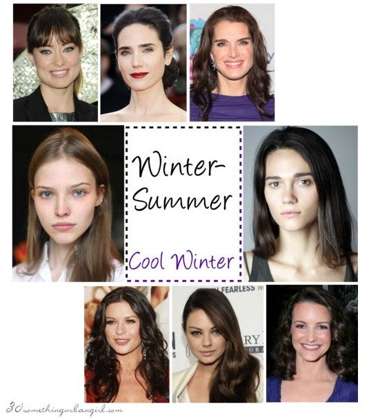 Are You a Winter-Summer (Cool Winter