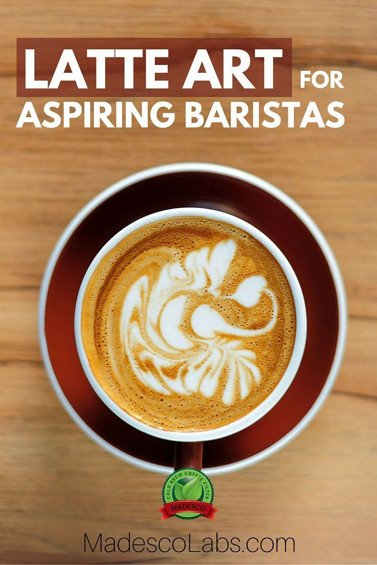 Latte art for aspiring baristas: http://www.madescolabs.com/latte-art-for-the-aspiring-barista/