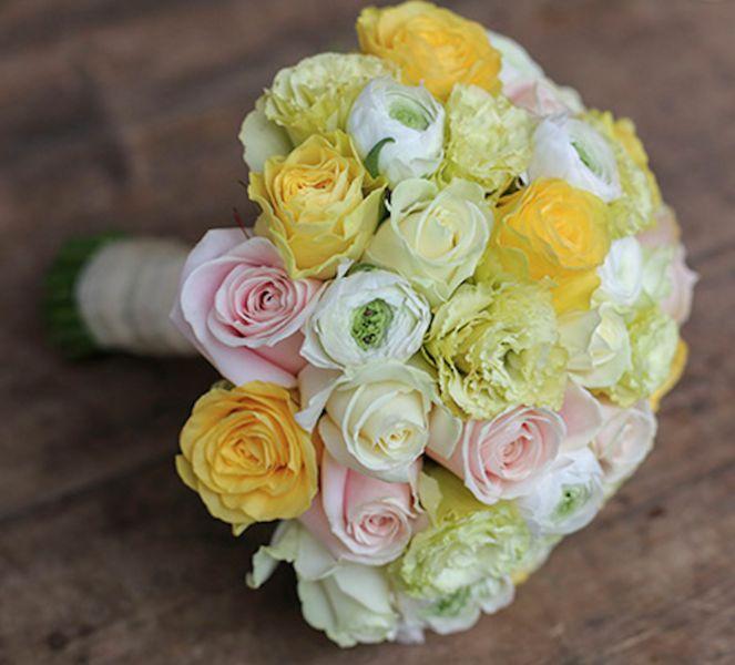 fiori-matrimonio-gialli-rosa