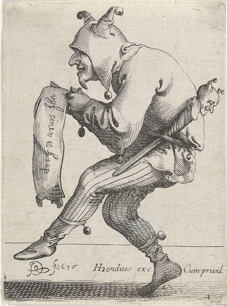 Titelprent voor de vijf zintuigen, Pieter Jansz. Quast, Hendrick Hondius, 1638