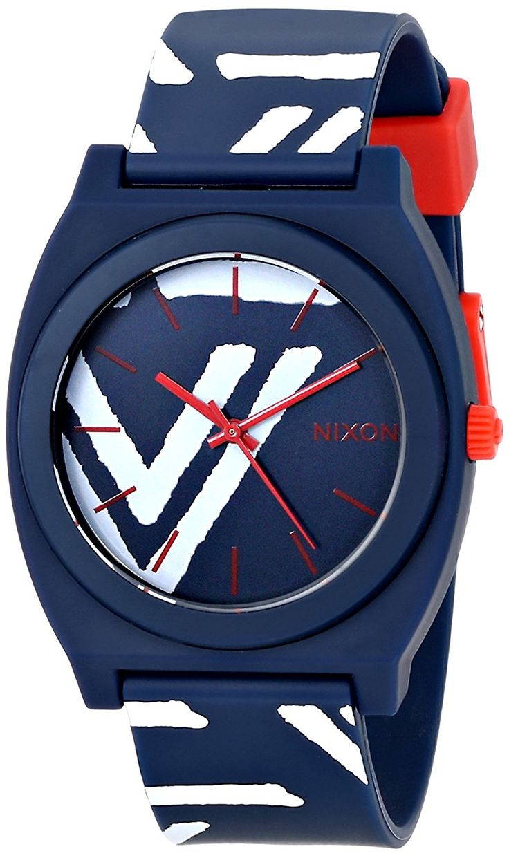 Nixon Women's A119-684-00 Time Teller P Analog Display Watch ** More info could be found at the image url.