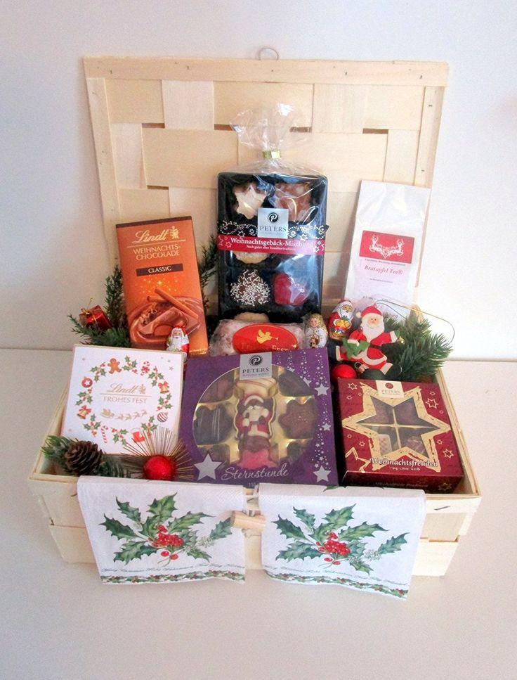 20 besten geschenkk rbe weihnachten bilder auf pinterest. Black Bedroom Furniture Sets. Home Design Ideas