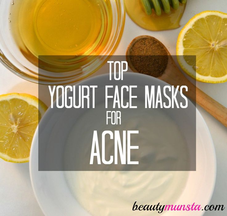 Yogurt Face Masks for Acne - Intro
