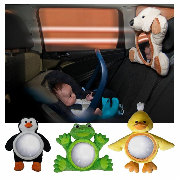 Car Mirrors is a fun way to keep your baby entertained and keep an eye on it! http://babyglitter.gr/t/brands/luca/