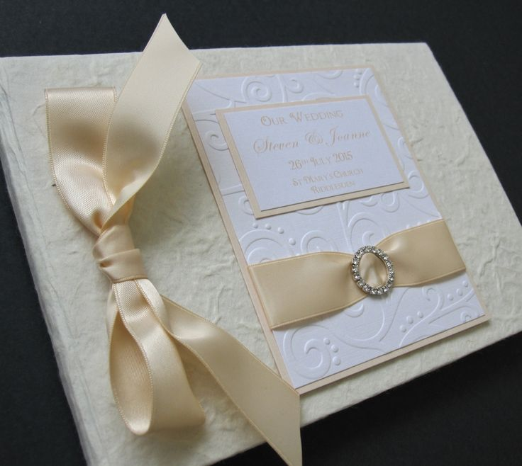Personalised Wedding Photograph Album / Guest Album  £17.99 available from:    https://folksy.com/shops/AnyOccasion