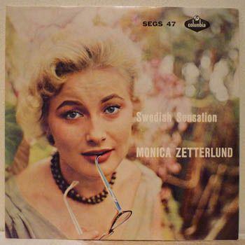 Swedish singer -- Monica Zetterlund    www.recordmania.net: Weekly update 19/4 - Mike James Kirkland, Bethlehem Progressive Ensemble, Monica Zetterlund...