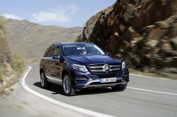 Mercedes-Benz convoca recall de 521 unidades dos modelos GL GLE e GLS