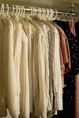 How to Get Wrinkles Out of Dry Clean Only Clothes