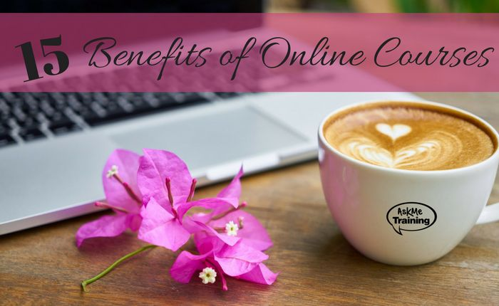 15 benefits of online courses and how they help your career