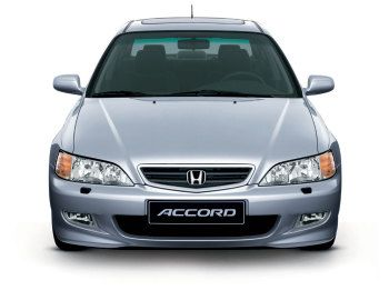Honda Accord Sedan '1998–2002