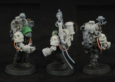 Eye of Error: Kelbor-Hal & Dark Mechanicum Allies