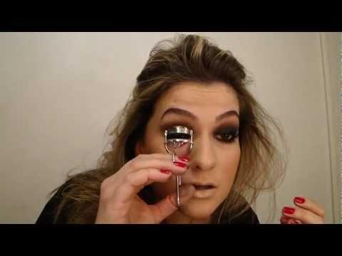 Olho preto para o dia a dia por Alice Salazar - video tutorial