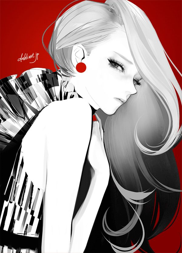 Rosso by tknk.deviantart.com on @deviantART