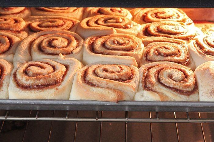 Perfect Cinnamon Rolls...according to