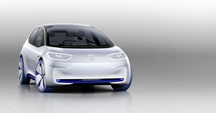 2016 Paris Motor Show – Volkswagen I.D. Concept